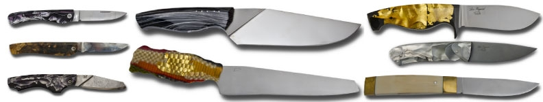 Tougaard knives