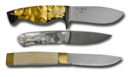Field and hunting knives
